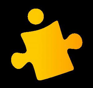 Logo Icon Puzzle Kinder - Mareike E Schmid