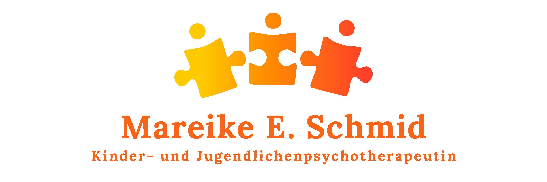 Logo Mareike E. Schmid - Praxis für Psychotherapie